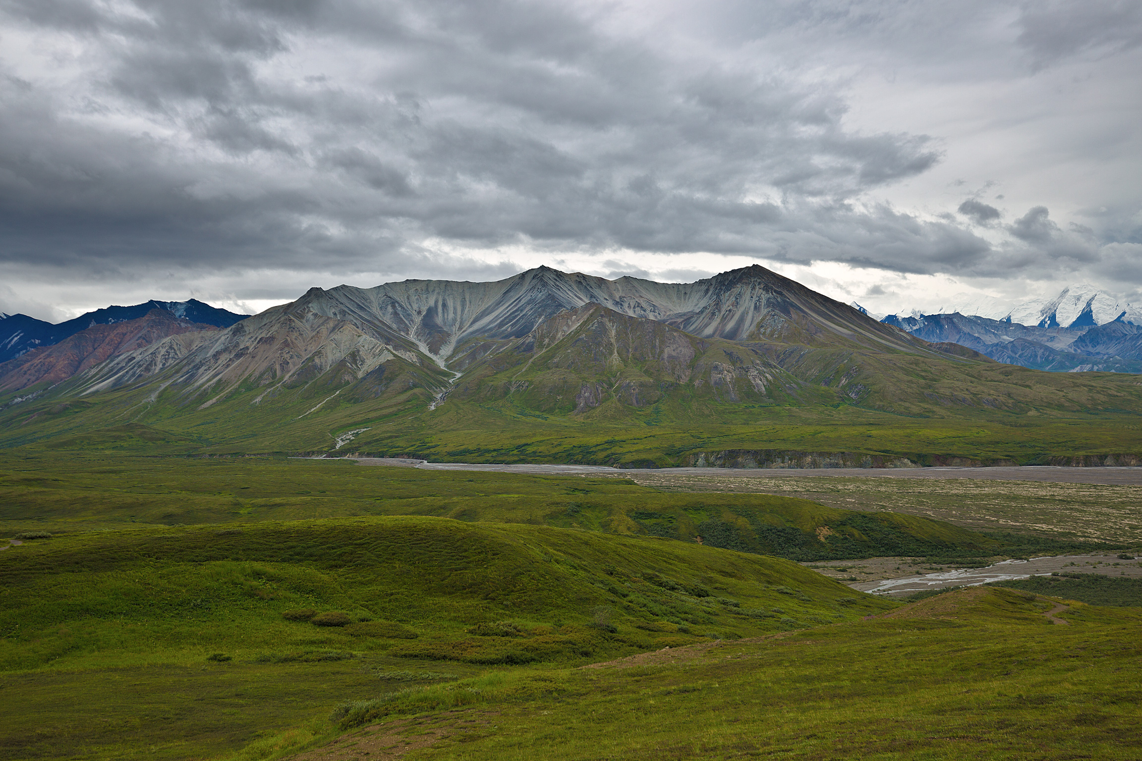 Denali from Eielson