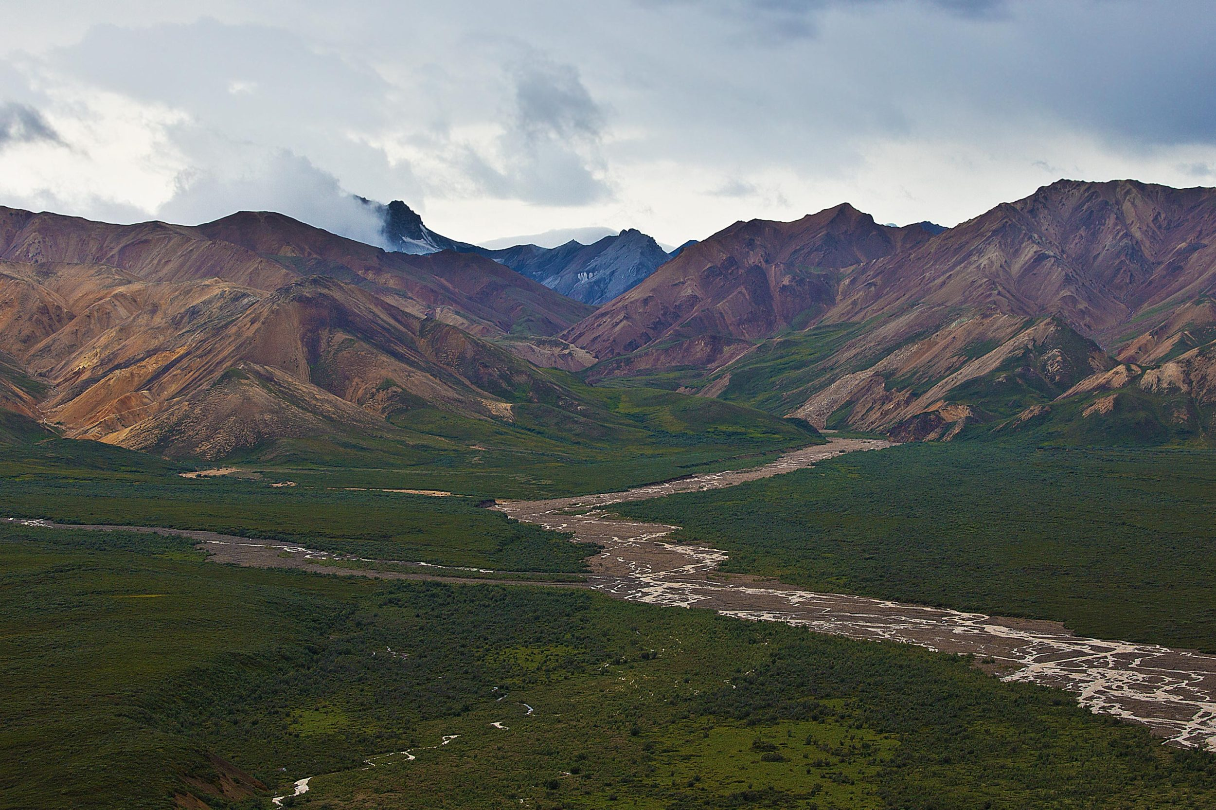The Polychrome Pass