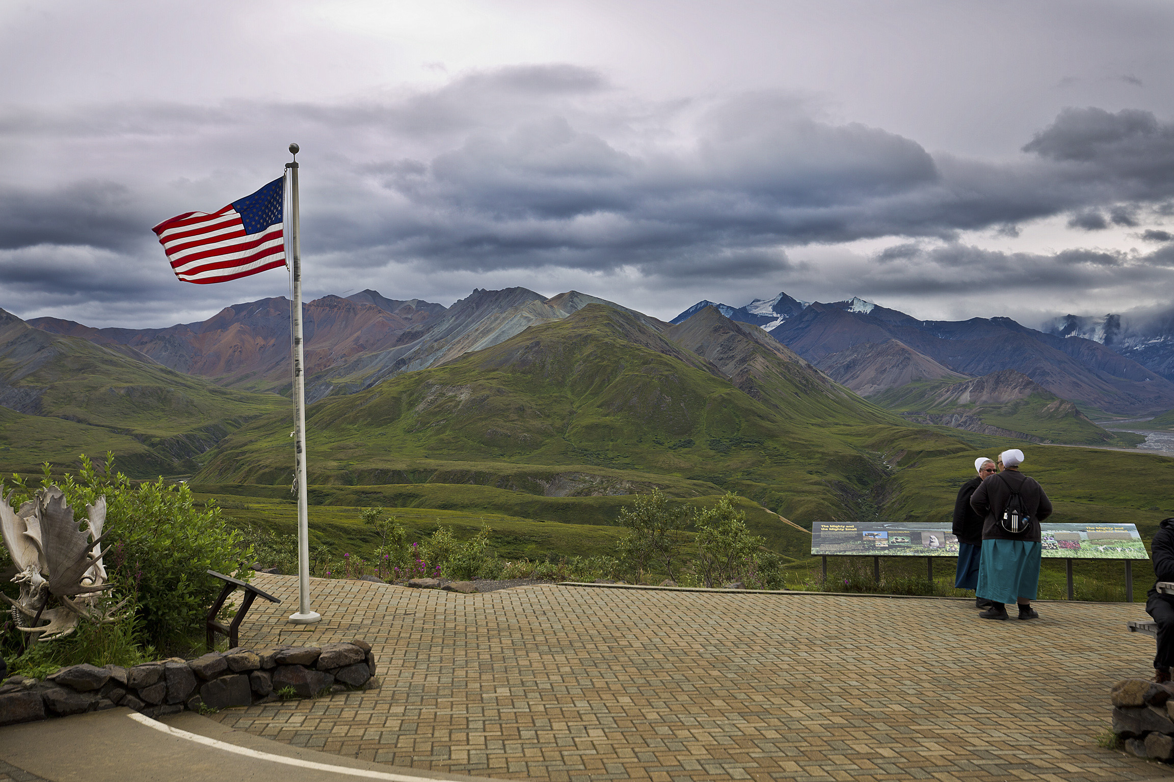 Eielson Visitors Center