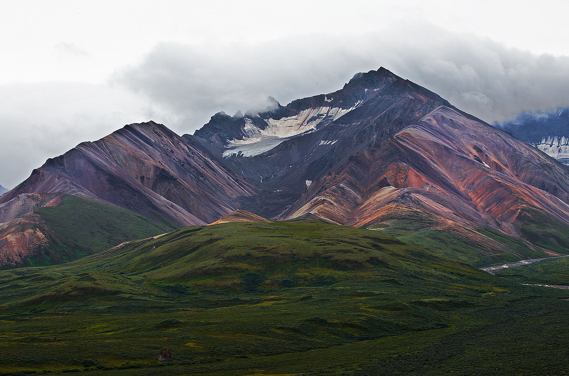 Big Mountain in Denali